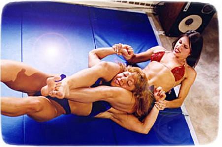 WW-01 Eve Polmar vs Kristina