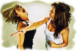Женские драки